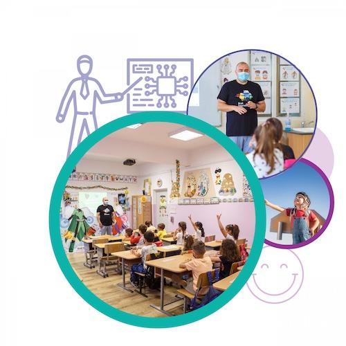 Curs de tehnologie pentru copii